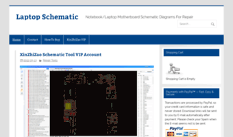 Laptopschematic.com ▷ Observe Laptop Schematic News ... on