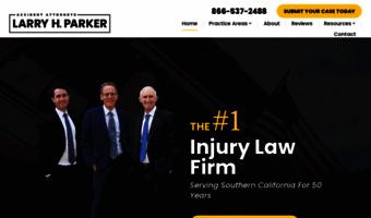 Larryhparker com ▷ Observe Larry H Parker News | Law