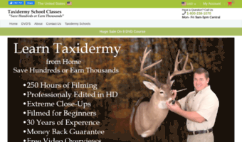 learn-taxidermy.com