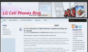 Lg-phones org ▷ Observe LG Phones News   LG Cell Phones Blog