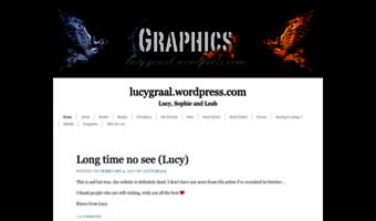 Lucygraal wordpress com ▷ Observe Lucy Graal Wordpress News