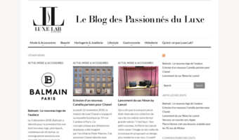 luxe-lab.fr