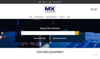 Machexch com ▷ Observe Machexch News | Your Single Source