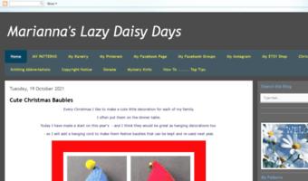 aa89f889 Mariannaslazydaisydays.blogspot.co.uk ▷ Observe Marianna S Lazy ...