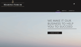Marineforum co uk ▷ Observe Marine Forum News | Marine