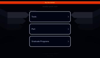 Master-pick com ▷ Observe Master Pick News   Fixed matches, 100
