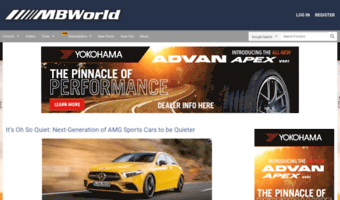 Mbworld org ▷ Observe MBWorld News | Mercedes-Benz Forum