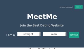 MeetMe : Le réseau social très tendance