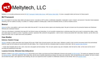 Meltytech com ▷ Observe Meltytech News | WebHome