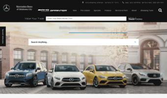 Mercedesbenzofokc.com