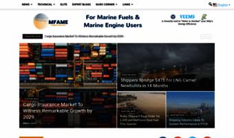 Mfame guru ▷ Observe Mfame News | Maritime News, Cargo