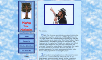 mightytreeministries.com