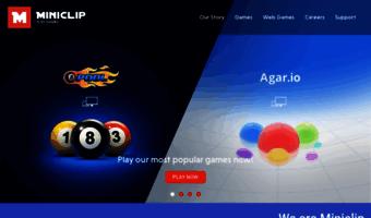 Miniclip Com Observe Miniclip News Games At Miniclip Com Play Free Online Games