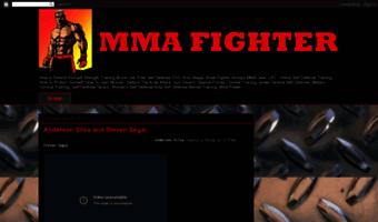 Mma-octagon-fighter blogspot com ▷ Observe Mmaoctagon