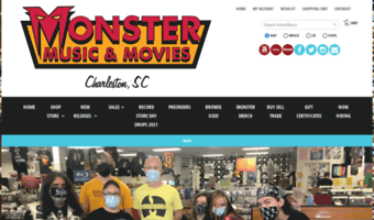 monstermusicsc.com