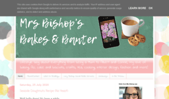 mrsbishopsbakesandbanter.co.uk