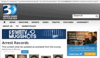 Mugshots wbtv com ▷ Observe Mugshots WBTV News   WBTV 3 News