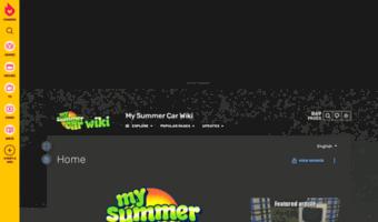 My Summer Car Wikia Com Observe My Summer Car Wikia News My