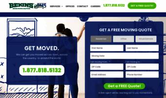 Mybekins com ▷ Observe My Bekins News | Complete Moving