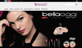 Najafi ae ▷ Observe Najafi News | Najafi Cosmetics