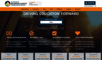 Drivers Ed Online >> Nationalhighwaysafetyadministration Com Observe