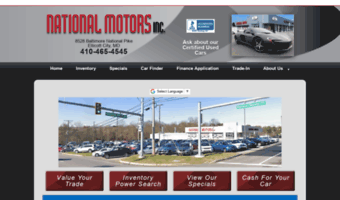 nationalmotors.net