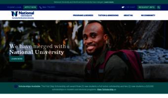 Ncu edu ▷ Observe Ncu News | Graduate Degree Programs | Northcentral