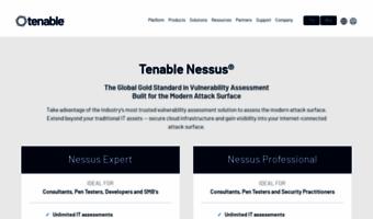 Nessus org ▷ Observe Nessus News | Nessus Professional