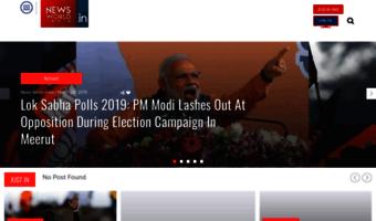 news world india live
