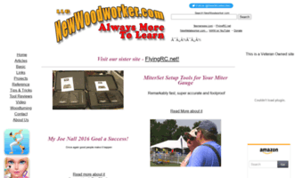 Newwoodworker Com Observe New Woodworker News Woodworking Tool