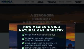 Nmoga org ▷ Observe Nmoga News   New Mexico Oil & Gas Association