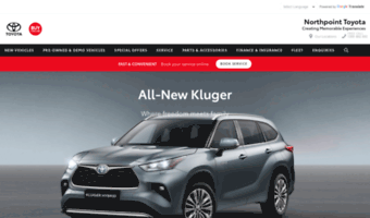 North Point Toyota >> Northpointtoyota Com Au Observe Northpoint Toyota News