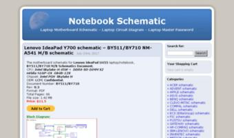 Notebookschematic com ▷ Observe Notebookschematic News | Account