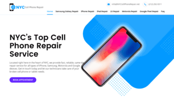 nyccellphonerepair.net