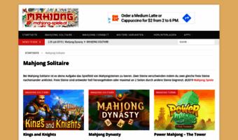 Majon kostenlos Get Mahjong