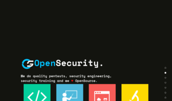 opensecurity.in