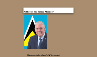 government of st lucia website