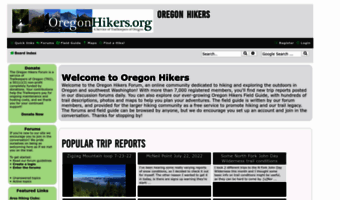 oregonhikers.org