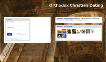orthodox christian dating site