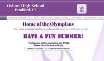 oxbowhighschool.org