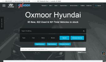 Oxmoor Toyota Service >> Oxmoorhyundai Com Observe Oxmoor Hyundai News Oxmoor