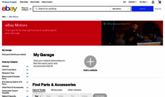 Pages Ebaymotors Com Observe Pages Ebay Motors News Ebay Motors Auto Parts And Vehicles Ebay