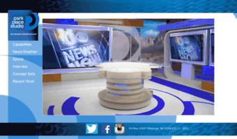 Parkplace tv ▷ Observe Park Place News | News Set Designs Park