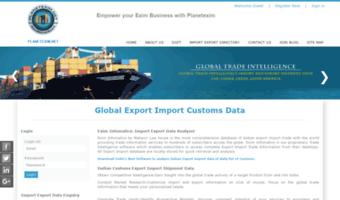 Planetexim net ▷ Observe Planetexim News | Export import