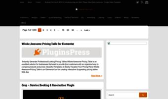 Pluginspress com ▷ Observe Plugins Press News | Free