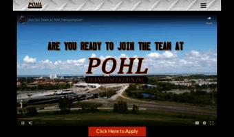 Pohltransportation Com Observe Pohl Transportation News