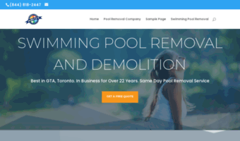 pool-removal.net