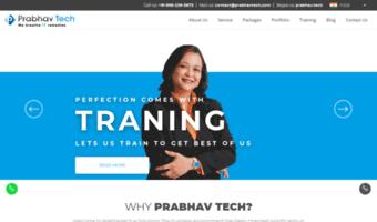 Prabhavtech com ▷ Observe Prabhavtech News | Digital