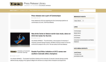 pressreleases.uccs.edu