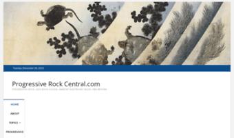 Progressiverockcentral com ▷ Observe Progressive Rock